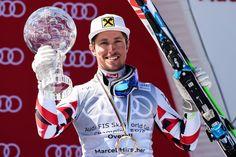 Marcel HIRSCHER *** gewinnt den GESAMT-WELTCUP !!! Hirsch Wallpaper, World Cup, Skiing, Audi, Photos, Baseball Cards, Sports, Role Models, Ski