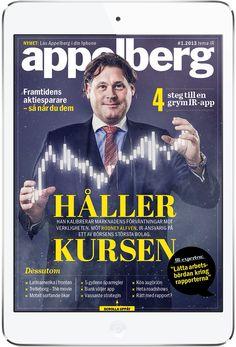 Appelberg Free Magazine for iPad. More on www.magpla.net MagPlanet #TabletMagazine #DigitalMag