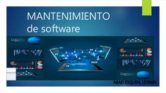 las definiciones y tipos de mantenimientos Flat Screen, Software, Flat Screen Display, Flatscreen