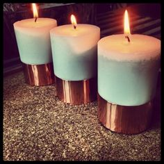 DIY: COPPER LIGHT