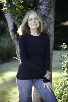Gloria Steinem is an American feminist, journalist, and social and political activist.