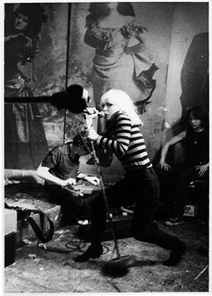 In New York in the the club CBGB was synonymous with punk – and David Godlis was there to capture it all on his Leica. Check out his iconic shots of everyone from Debbie Harry and Patti Smith to Ramones New Wave, Patti Smith, Music Love, My Music, Goth Music, Music Stuff, Punk Rock, Rock And Roll, Mundo Musical