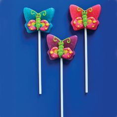 Butterfly Lollipop at theBIGzoo.com, a toy store with over 12,000 products.