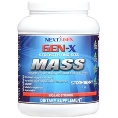 Mass Gainer Premium…..All flavors Vanilla Strawberry Chocolate at just £19.99. Shop now & save £6.