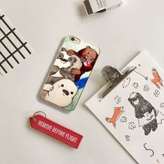 #webarebear do you know what? I want to be a #painter. Tap the link in our bio to shop this.#DIY#custom#phonecase