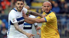 Inter henter smal sejr i Frosinone