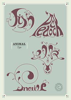 Poster AnimalType