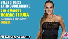 Stage Di Danze Latino Americane Con Natalia Titova http://affariok.blogspot.it/