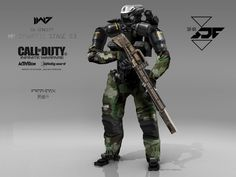Aaron Beck: Call of Duty | Infinite Warfare | Concept Design