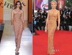 Kate Hudson In Atelier Versace – 'The Reluctant Fundamentalist' Venice Film Festival Premiere