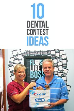 Check out these ten fun, shareable dental contest ideas that will help you build relationships and introduce your practice to potential patients!
