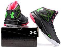 9589b0948158 Under Armour UA Curry Mens Basketball shoes Black pink Cheap Nike Air Max