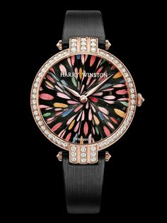 Harry Winston feather collection