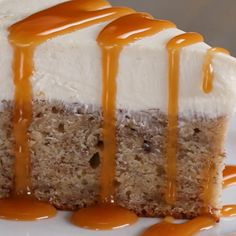 Banana Bread Bottom Cheesecake Recipe by Tasty