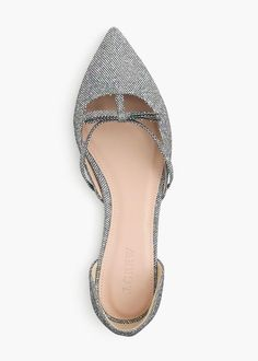 sloan glitter d'orsay flat The Best of footwear in 2017.