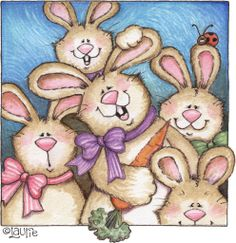 Spring has sprung and Easter is just a few days away. Easter Art, Hoppy Easter, Easter Crafts, Easter Eggs, Easter Bunny Pics, Easter Projects, Bunny Art, Easter Printables, Bunnies