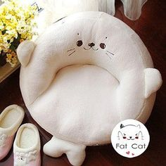 Cartoon cute beanbag sofa single palm chair cushions for children who rely on