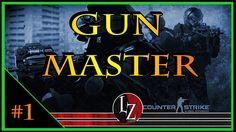 C.S G.O - Gun Master #1 Eu to pansando mal!!!!