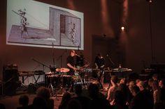 Ornament und Verbrechen, Concert, 08.10.15 at Haus der Kunst, photo Joerg Koopmann