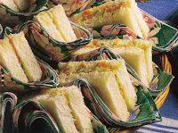 Cantinho Vegetariano: Sanduíche de Cenoura e Maçã (vegana)