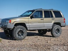 Jeep Grand Cherokee ZJ #9