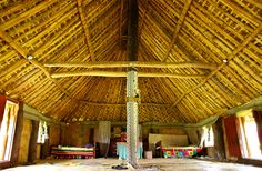 Traditional Navala house, Viti Levu, Fiji  © Donyanedomam | Dreamstime