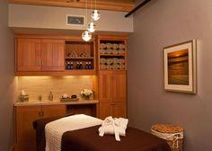 Spa Treatment Room at the Samoset Resort