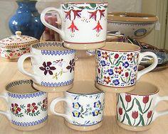 Nicholas Mosse Large Mugs, Various Patterns. New/Firsts   eBay