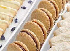 The Culinary Institute of America Food Enthusiasts :: Holiday Cookie Recipe