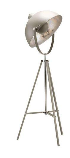 Vloerlamp Sole zilver #prontowonen #droomwoonkamer