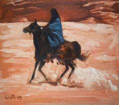 Hussain Alheidary - The horseman