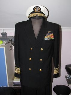 Us Navy Uniforms, Rear Admiral, Navy Mom, Online Images, Old And New, Captain Hat, War, Google, How To Wear