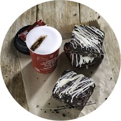 AAAH sheer decadence, the perfect add on to the perfect cup of coffee, a chocolate brownie, and many more. see our menu page for the perfect accompaniment Coffee Date, Perfect Cup, Chocolate Brownies, Little Things, Coffee Cups, Menu, Essentials, Make It Yourself, Desserts