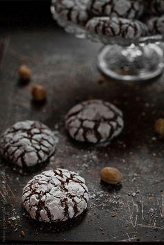 Nutcrackle cookies