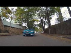 Renault Test Drive Sandero 99 Taxis - YouTube