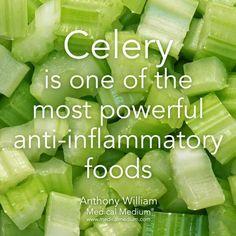 Celery is a super food