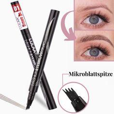 Cat Eye Makeup Tutorial, Eyebrow Makeup Tips, Makeup Videos, Makeup Tips At Home, Beauty Make Up, Hair Beauty, Brows, Eyeliner, Bob Hairstyles For Fine Hair