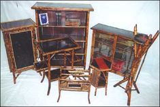 antique chinese  bamboo  furniture | Bamboo Furniture