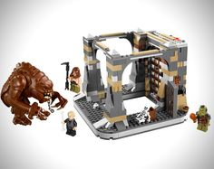 Iconic Star Wars Rancor Pit Set by LEGO » Design You Trust – Design Blog and Community