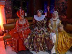 Tijdens het Fairytale Dance Event in het oude Stadhuys te Gouda op 14 feb 2015