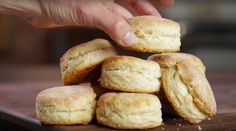 Make Perfect Homemade Biscuits With This FREE Recipe & Video TutorialReally nice recipes. Every hour. Show me what you cooked!