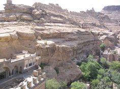 around Wadi Dhar