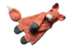Fox Ragdoll crochet amigurumi pattern PDF INSTANT от AlaSascha