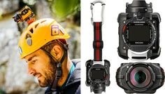 Ricoh - Pentax WG-M1 14MP CMOS Full HD Waterproof Action And Sports Camera Close Up http://coolpile.com/gadgets-magazine/ricoh-wg-m1-waterproof-fhd-action-camera via coolpile.com by @pentaxian  #ActionCamera #BePrepared #Cameras #Camping #Gifts #HD #Hiking #Outdoors #Pentax #Rechargeable #Ricoh #Snow #Sports #Waterproof #WiFi #coolpile #gadgets