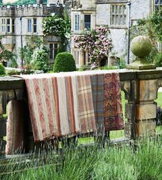 lovely fabric by GP & J Baker Group - Arbiter of British Style