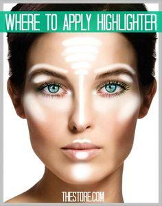 Виртуальный стилист макияж онлайн