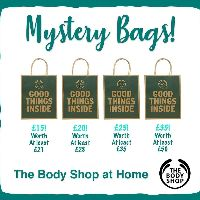Body Shop At Home, The Body Shop, Body Shop Skincare, Bath And Body Works Perfume, Mystery Bag, Mary And Martha, Fashion Pictures, Diy Beauty, At Least