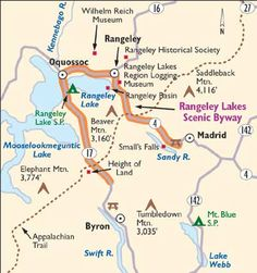 Maine Scenic Drives: Rangeley Lakes Scenic Byway - HowStuffWorks