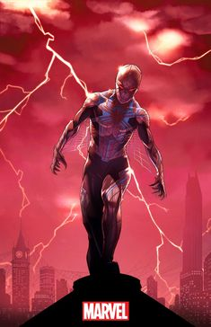 Apocalypse Wars variant cover Amazing Spider-Man