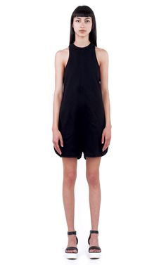 Ioana Ciolacu Official Site featuring ready to wear collections for women. Overall Shorts, Ready To Wear, Overalls, Rompers, Zipper, Sleeves, How To Wear, Shopping, Dresses